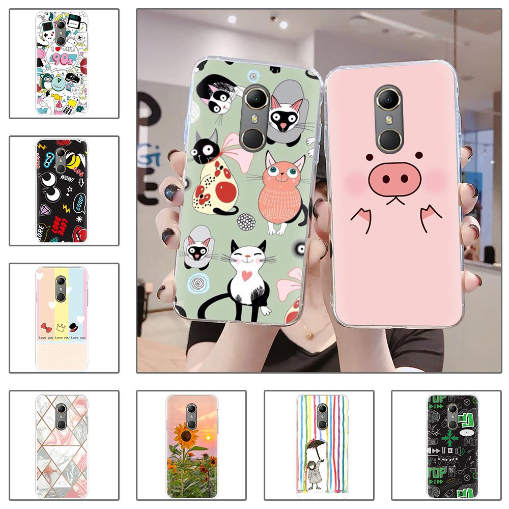 Cartoon For Woman Phone Case For Vodafone Smart N9/VDF729 New TPU New Arrival Original Cover