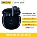 TWS-наушники Realme Buds Air 2 беспроводные с поддержкой Bluetooth 5,2 и активным шумоподавлением