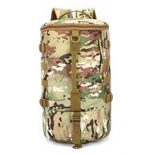 Камуфляжный дорожный портативный тактический Военный Рюкзак