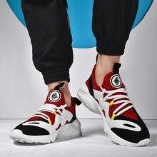 Leader Show Couple Sports Shoes Lace-up Rubber Brand Sneaker Trend Spring Sport Shoes Zapatillas Hombre 2020 Men Women Sneakers