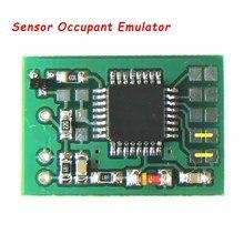 ใหม่เซนเซอร์ที่นั่งOccupant EmulatorสำหรับBMสำหรับMBซ่อมSRSรีเซ็ตเครื่องมือสนับสนุนE38 E39 E46 E53 E83 w168
