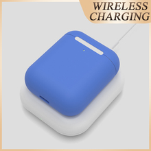 Musubo AirPods 2 Wireless Charger For Apple AirPods Pro Chargeur QI Fast Wireless Charging For iPhone 11 Pro Max Xs XR X 8 Plus