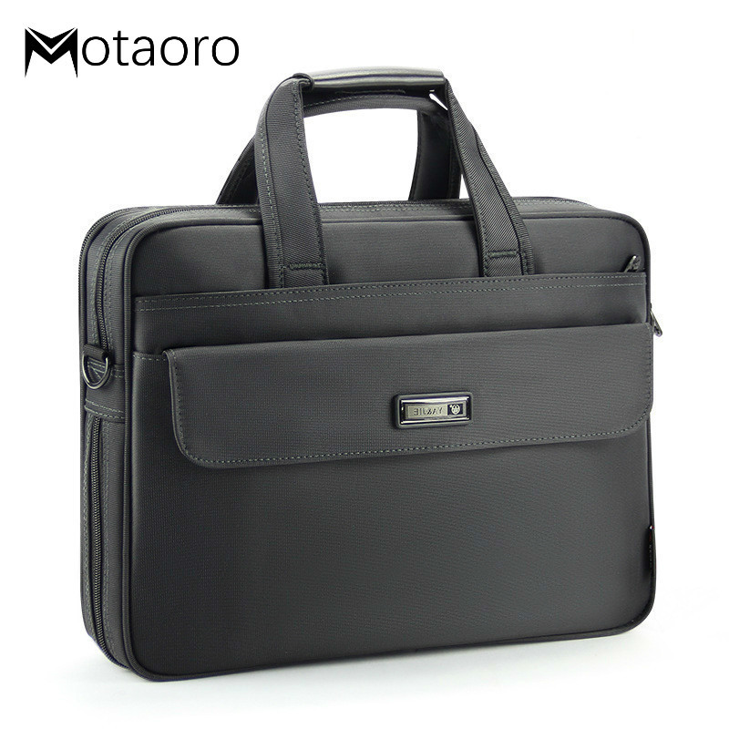 High-quality Men's Briefcases Waterproof Durable Male Laptop Handbags Women Shoulder Bags Men Lawyer Travel Briefcase Hand Bag