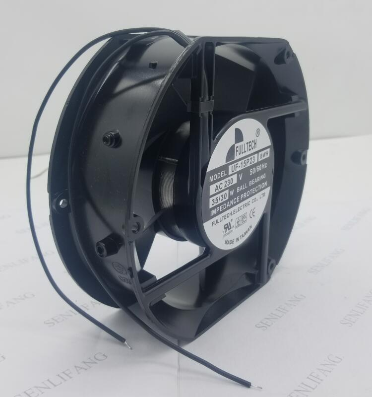 NEW UF-15P23 For FULLTECH BWH DC 220V 35/30W 172x150x50mm Server Round Cooling Fan