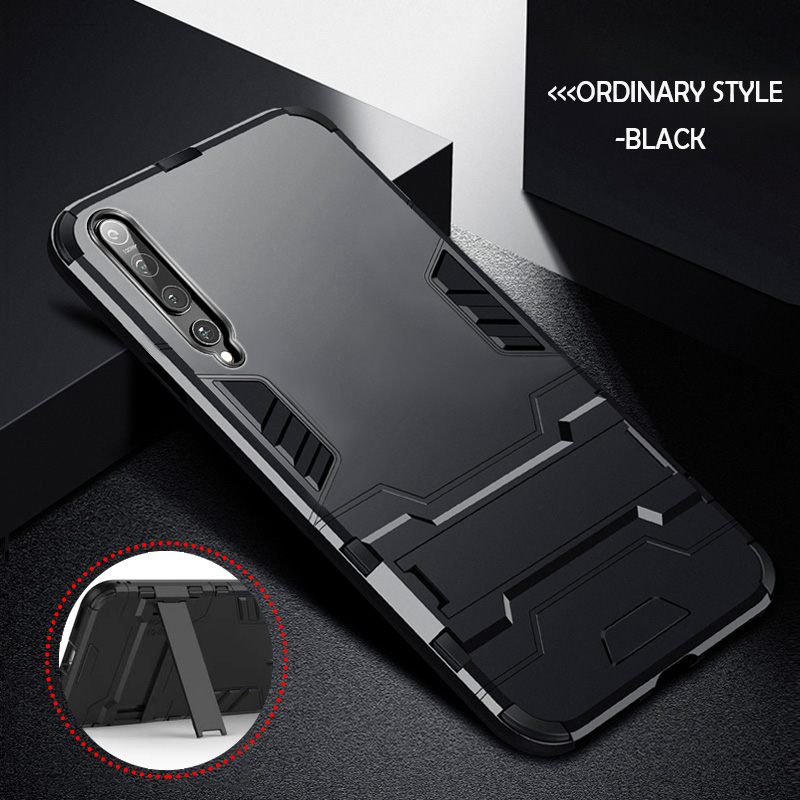 Anti Shock Proof Case For Xiaomi MI Note 10 CC9 CC9E 9 Poco X2 F2 Pro MI10 MI9 SE A3 Lite 9T 5G Ring Magnetic Phone Cover Coque