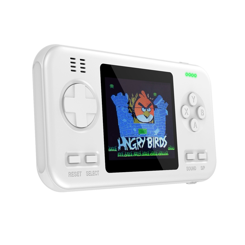 Handheld Game Console Charging Treasure Mobile Power Supply Built-In 416 Mini Game Console Retro Video Handheld Game Console