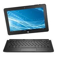 Tableta portátil 2 en 1 de 10,1 pulgadas, 2G, 32GB, Win10, con teclado de acoplamiento Pin, CPU, WIFI, Bluetooth, GPS, cámaras duales tipo C, notebook