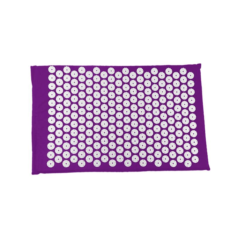 Acupressure Massage Mat with Pillow set to body Relaxation to Release Stress and Tension 6