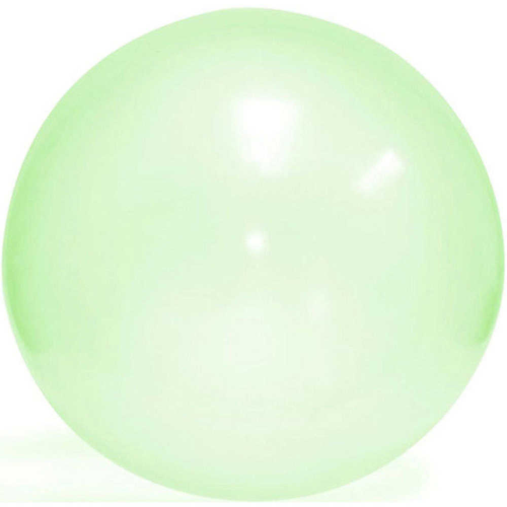 Pelota inflable de juguete con globos de burbujas, increíbles juguetes de pelota superinflables resistentes a las lágrimas para niños, juguetes para jugar al aire libre para niños