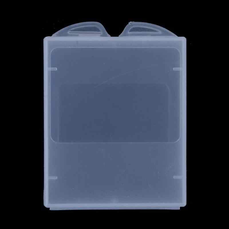 بطارية ليثيوم حامل صندوق تخزين مقاوم للماء بطاريات حامي غطاء ل GoPro اكسسوارات البلاستيك كاميرا البطارية