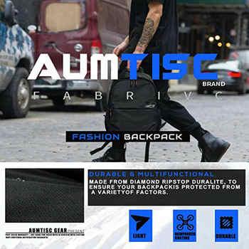 Aumtisc Ski Boot Backpack Unisex Lightweight and Durable Ski Bag traveling backpack mochila masculina