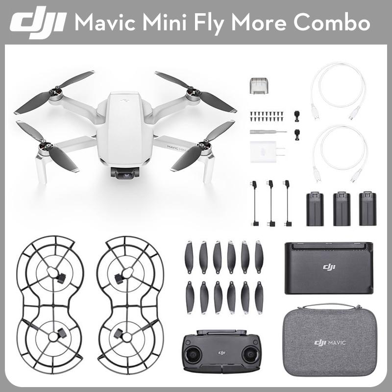 Original DJI Mavic Mini Drone Fly More Combo on AliExpress