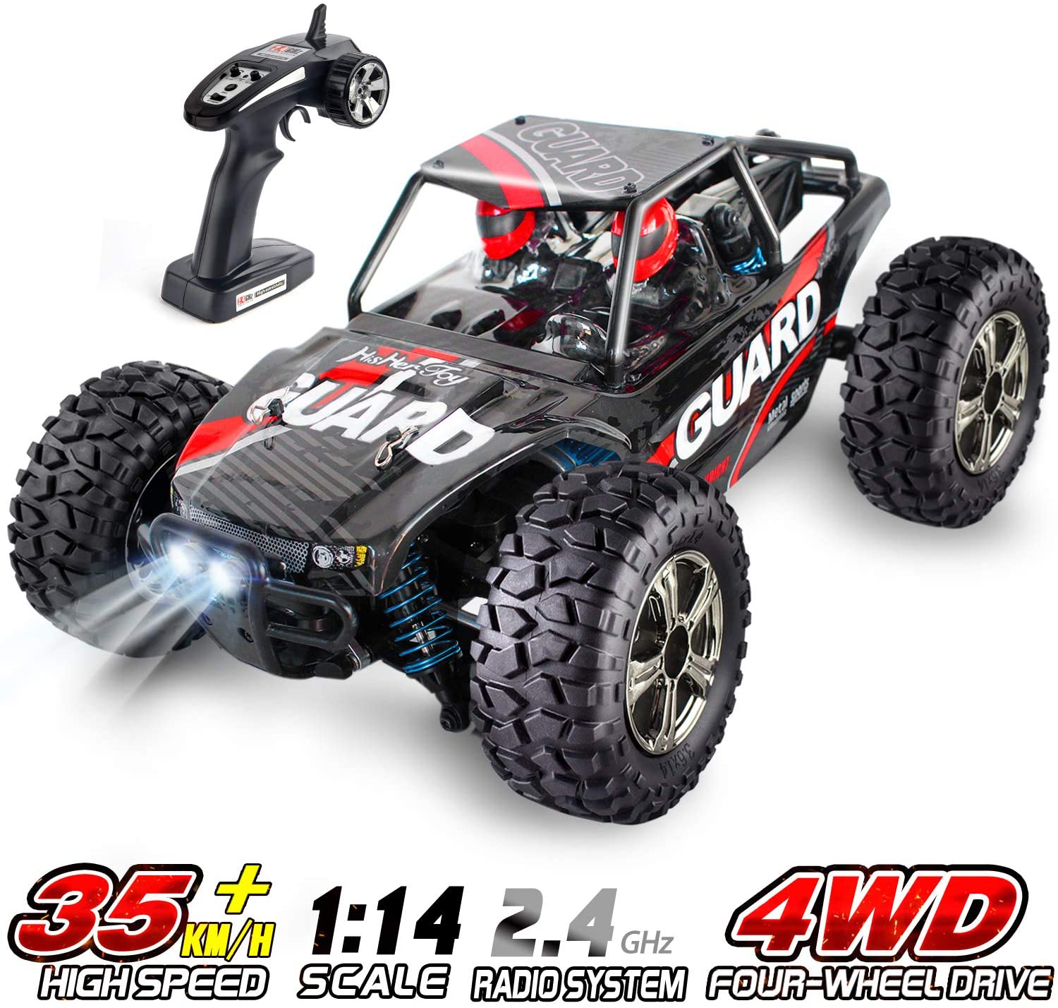 HISTOYE Remote Control Car High Speed Off Road RC Carand Vehicle Buggy Hobby Grade Race Car for Adults(China)
