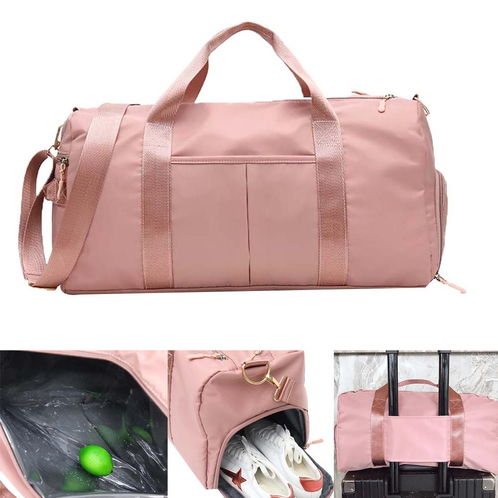 Fashion Waterproof Nylon Men Women Travel Gym Training Fitness Yoga Sports Bag Fitness Yoga Sports Bag Fitness Yoga Sports Bag