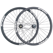 1350g 29er MTB XC SL BOOST ruote in carbonio 28 millimetri asimmetrico 28 millimetri profondo SUPER LUCE tubeless ruote 15X110 12X148 10s 11s XD 12s