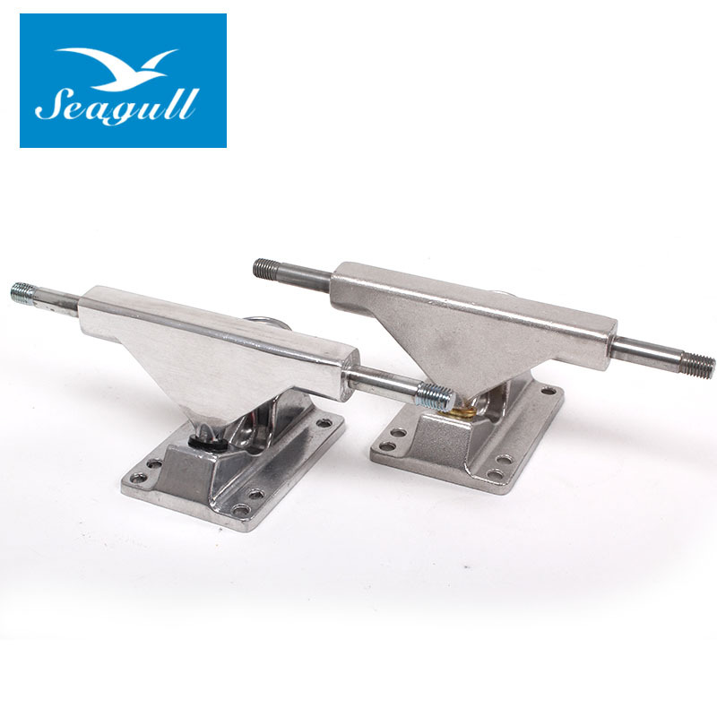R & F Hong Profession Four Wheel Skateboard Holder, Seagull Holder, Fish Skateboard Holder, Magnesium Aluminum Alloy Bracket
