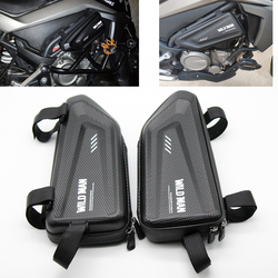 Для BMW R1150GS R1150R R1200GS R1200R G650GS K1200R K1300R мотоциклетная боковая упаковка Модифицированная жесткая оболочка треугольная сумка комплект