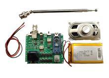 Lắp Ráp SI4732 Tất Cả Băng Tần Thu Hỗ Trợ FM AM (MW Và SW) SSB (LSB Và USB) + Pin Lithium 3.6V + Anten + Speake