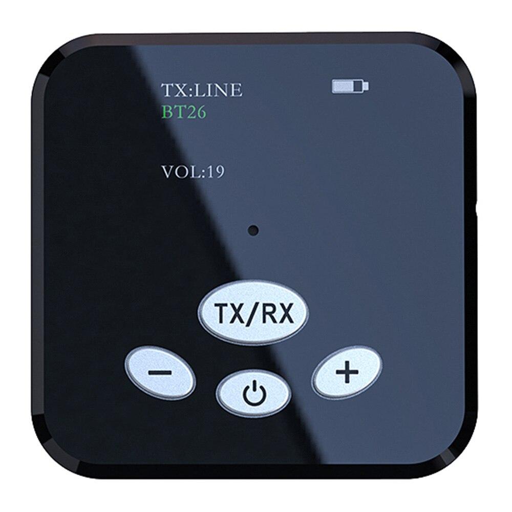 receptor de áudio transmissor 3.5mm jack aux