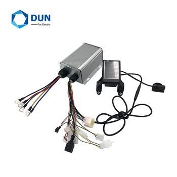 2020 MQCON SVMC7245H6 48V-72V 1KW 45A e-bike convenient programable BLDC motor controller kits  with NEW TFT H6 Color Display