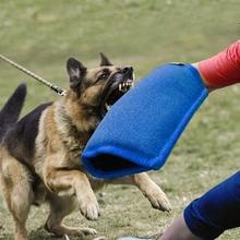 Dog Bite Sleeves Pet Tugs Toy Arm Protection Sleeve for Malinois Pitbull German Shepherd Training Supplies Outdoor