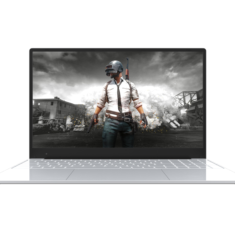 T - Bao Tbook X8S Pro Laptop I3-5005U  8G LPDDR3 128G SSD Graphics HD5500 15.6 Inch FHD Grey Gaming Notebook