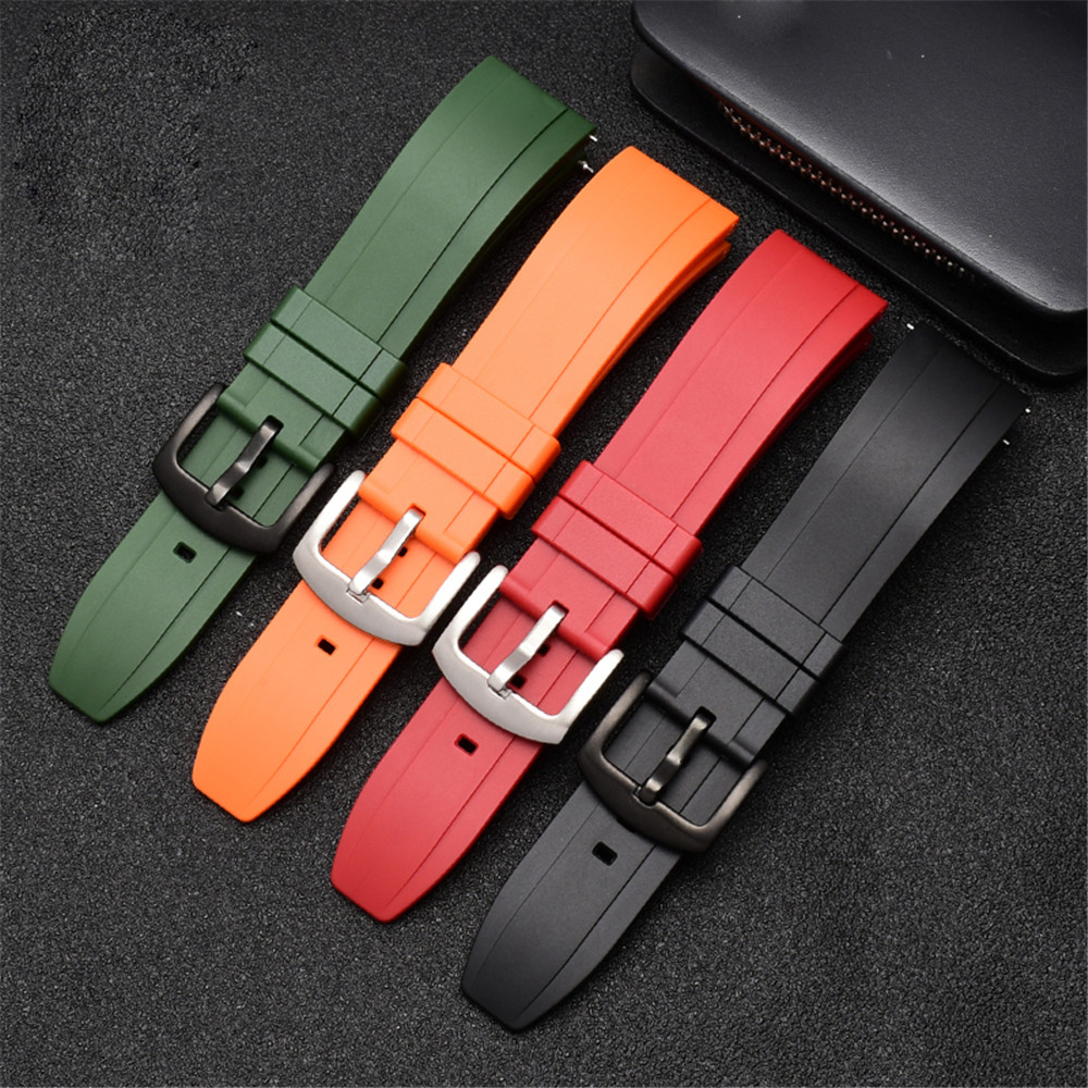 20mm 22mm 24mm Silicone Watchband For Huawei Watch GT GT 2  Honor Magic Strap Band For Samsung Galaxy Watch 42mm 46mm Gear S2 S3
