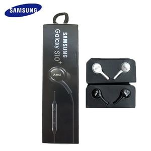 Image 1 - Auricolari samsung IG955 3.5mm In ear con microfono cuffie cablate per AKG Samsung Galaxy S8 S9 s10 huawe