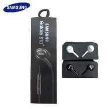 Samsung fones de ouvido ig955 3.5mm in ear com microfone fone de ouvido com fio para akg samsung galaxy s8 s9 s10 huawe
