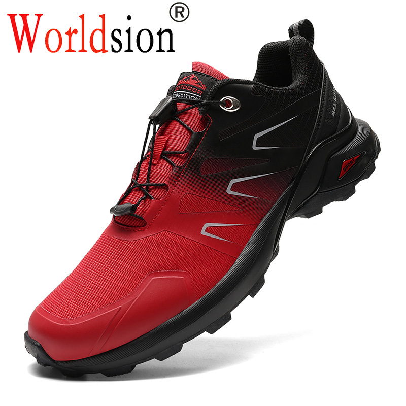 Men Training Golf Shoes Big Size 41-50 Anti Slip Outdoor Walking Shoes for Golfers High Quality Spring Autumn Golf Sneakers