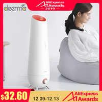 El más nuevo humidificador de aire Deerma LD610 6L difusor de aire ultrasónico de aromaterapia humidificador de aire de niebla fría humidificador de hogar de bajo ruido