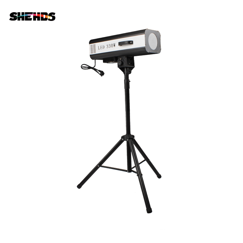 SHEHDS LED 330W  Follow Spotlight Spot Lighting Best For Birthday Party/Family Gathering/Wedding Professional Stage Lighting