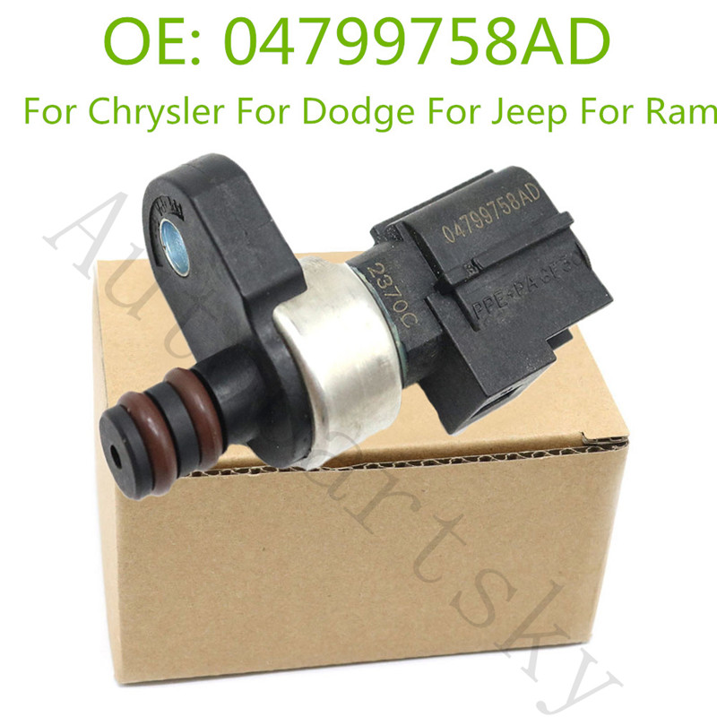 Original New 45RFE 545RFE 68RFE Line Pressure Sensor Transducer For Dodge For Chrysler For Jeep For Ram 4799758AD 04799758AD