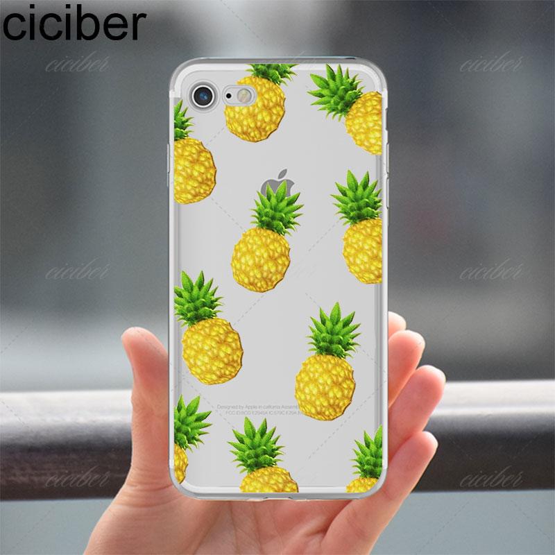 ciciber Summer Fruit Pineapple ձմերուկի - Բջջային հեռախոսի պարագաներ և պահեստամասեր - Լուսանկար 3