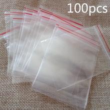 Sac ziplock transparent PE Rectangle Gravure avide boucle occlusale technologie de morsure étanche à l'humidité