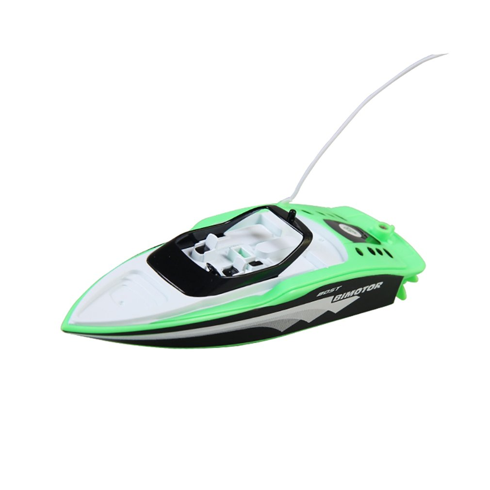 3392M <font><b>27MHZ</b></font> Rechargable Mini Electric Sport High Speed RC Boat <font><b>Remote</b></font> <font><b>Control</b></font> Boat For Children Toys Kids Gift image