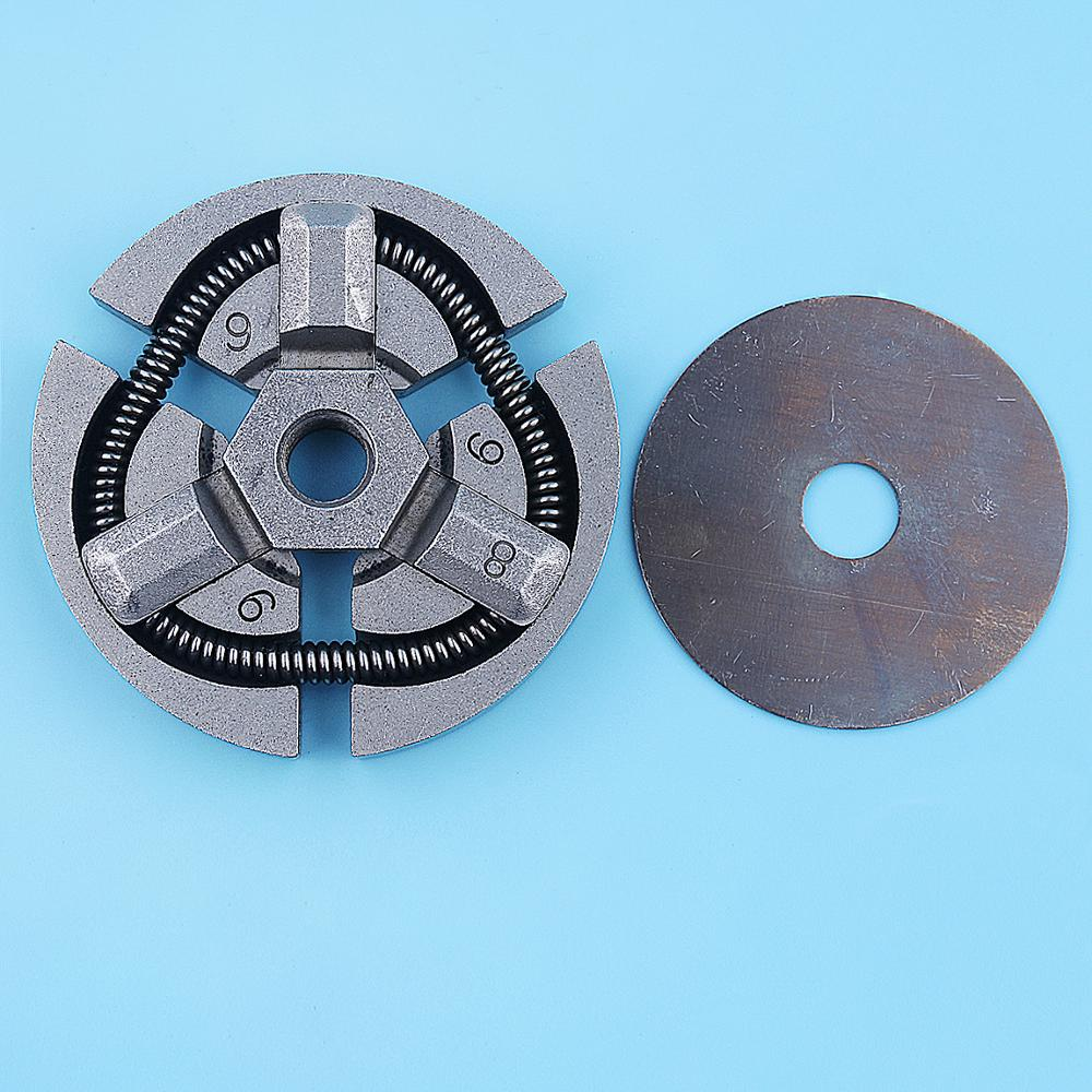 Clutch Assembly For <font><b>Husqvarna</b></font> <font><b>40</b></font> 45 49 39R 240 245 240R 245R 245RX 240F Trimmer Brushcutter Chainsaw Replacement Spare Parts image