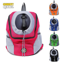CAWAYI KENNEL Pet Carriers Carrying for Small Cats Dogs Backpack Dog Transport Bag Bolso Perro Torba Dla Psa Honden Tassen D1938
