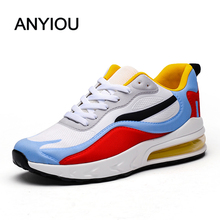 ANYIOU 2020 High Quality Ultra-light Couple Models Men's Shoes Women's Shoes Running Shoes Sports Shoes Casual Shoes Comfortable