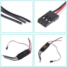 40A Brushless ESC Drone Airplanes Parts Components Accessories Speed Controller