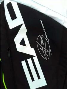 Image 5 - Head Tennis Bag Djokovic Tennis Racket Bag Badminton Padel Tennis Racquet Bag For 9 Racquet Tenis Raquete Package Tenis Bolsa
