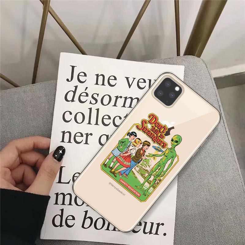 Dia Das Bruxas engraçado Satanás vamos Convocar Demônios Gráfico Do Vintage Caixa Do Telefone Do silicone Para o iphone 11 Pro X XR XS Max 7 8 6 6S Plus 5S SE