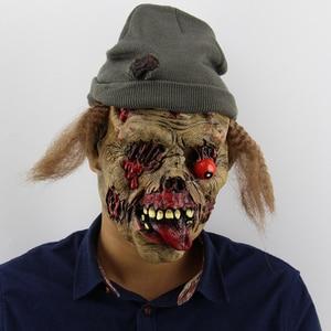 YOMDID Halloween Horror Mask Z