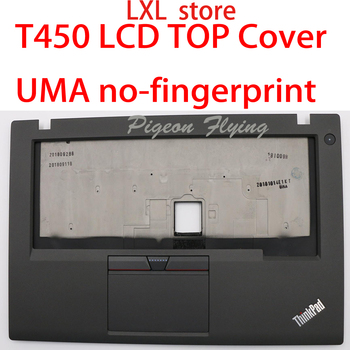 T450 C Cover For Thinkpad laptop 20BU 20BV  Keyboard border  UMA  with touchpad pad  N0-fingerprint FRU 00HN550 100% ok