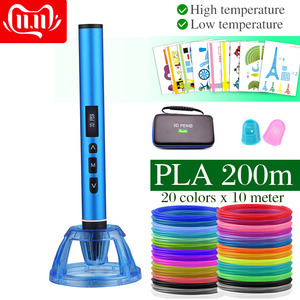 High and low temperature 3D pe
