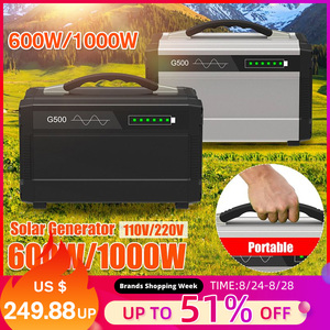 600/1000W 110/220V Solar Power