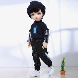 Image 3 - BJD SD בובות להיות Shuga פיות Pomy 1/6 YoSD גוף שרף דגם תינוק בנות בני צעצועי עיניים באיכות גבוהה אופנה חנות אריזת מתנה אגב