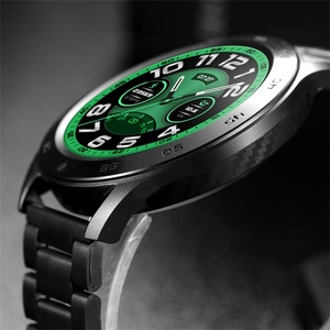Image 2 - DT98 חכם שעון עמיד למים נשים גברים Smartwatch KSR909 עגול קצב לב מד צעדים מסר שיחת תזכורת חכם פעילות Tracker