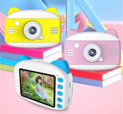 criancas camera digital 35 polegada cameras de