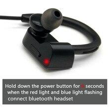 À prova dwaterproof água sem fio fone de ouvido estéreo bluetooth fones de ouvido na orelha bluetooth mp3 player com micphone para iphonex android